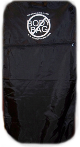 L.A. County Coroner Garment Body Bag